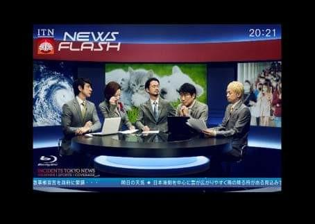 """東京事變 """"NEWS FLASH"""" DVD/BD"""