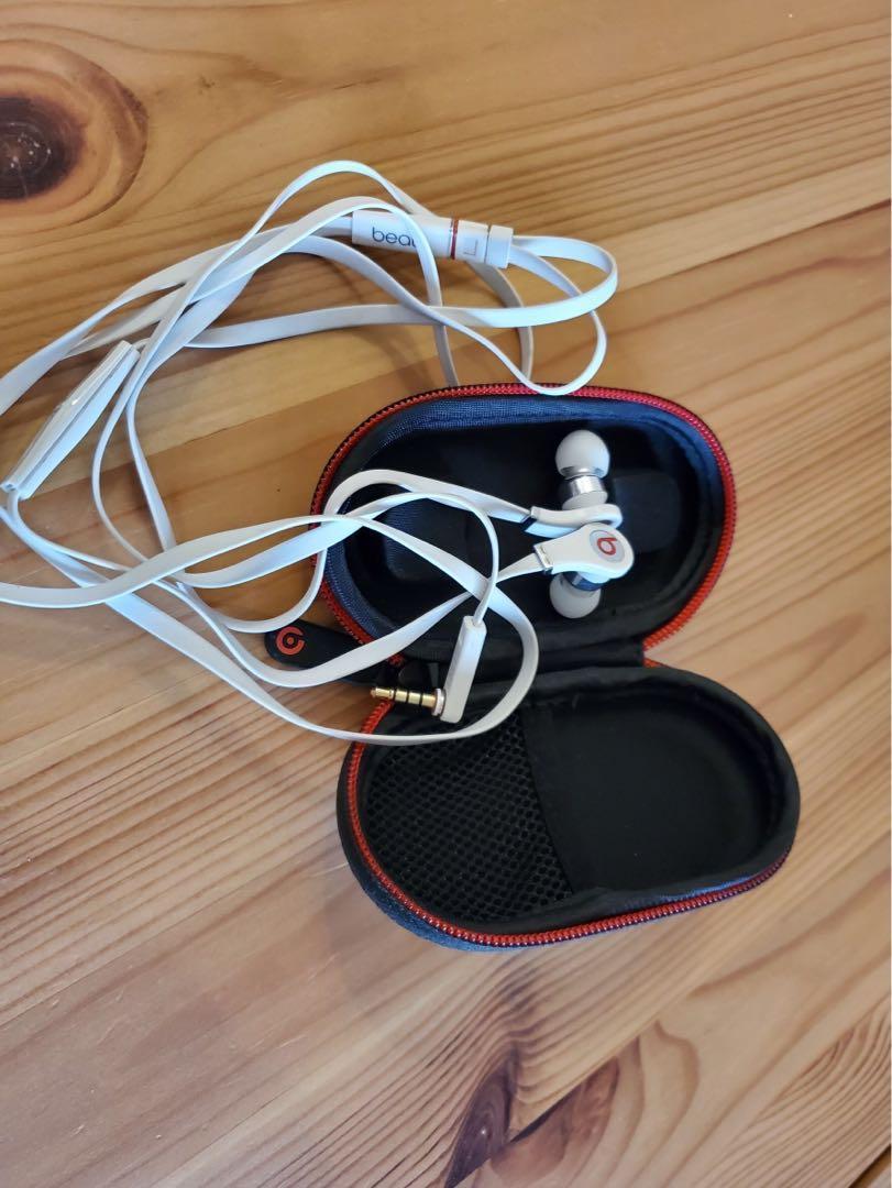 beats 耳塞式耳機