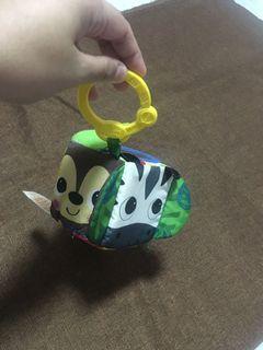 Bright Start Cube Stroller Toy