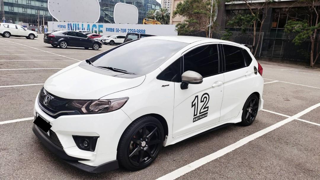 HONDA 2016 FIT3 頂規(車主自售)
