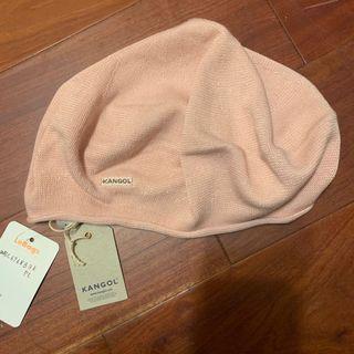 🌙全新Kangol粉色軟帽