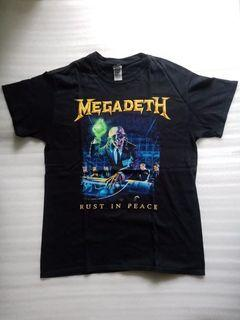 Kaos Band Megadeth rust in peace tracklist