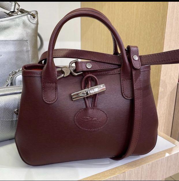 Longchamp Roseau mini, Luxury, Bags & Wallets on Carousell