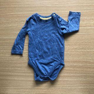 Mothercare blue onesie