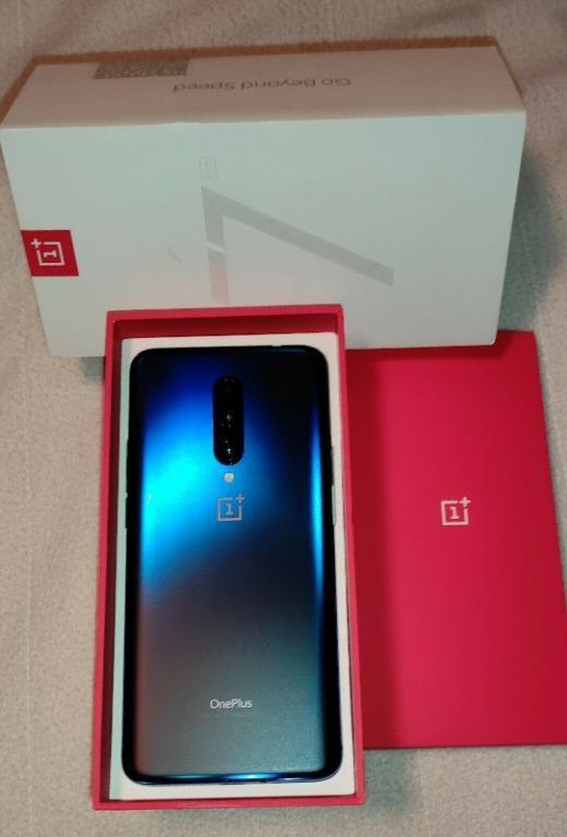 OnePlus 7 Pro - 256GB + 8GB Nebula Blue ( Network Unlocked) Smartphone