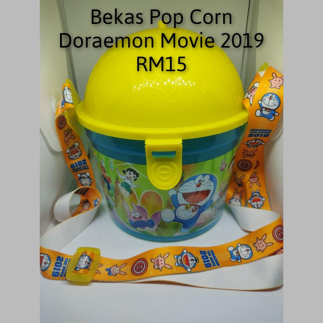 Pop Corn Box, Doraemon, Kamen Rider, AKB48, Dragon Ball, keychains