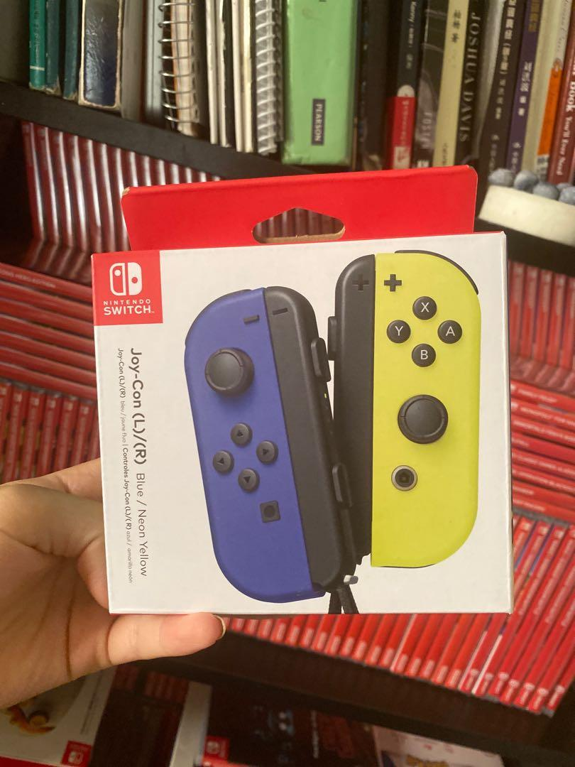 Switch Joy con brand new on sale