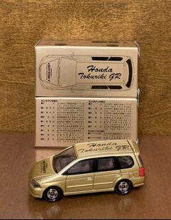 TOMICA No.46 HONDA Odyssey 德力特注 HK$320