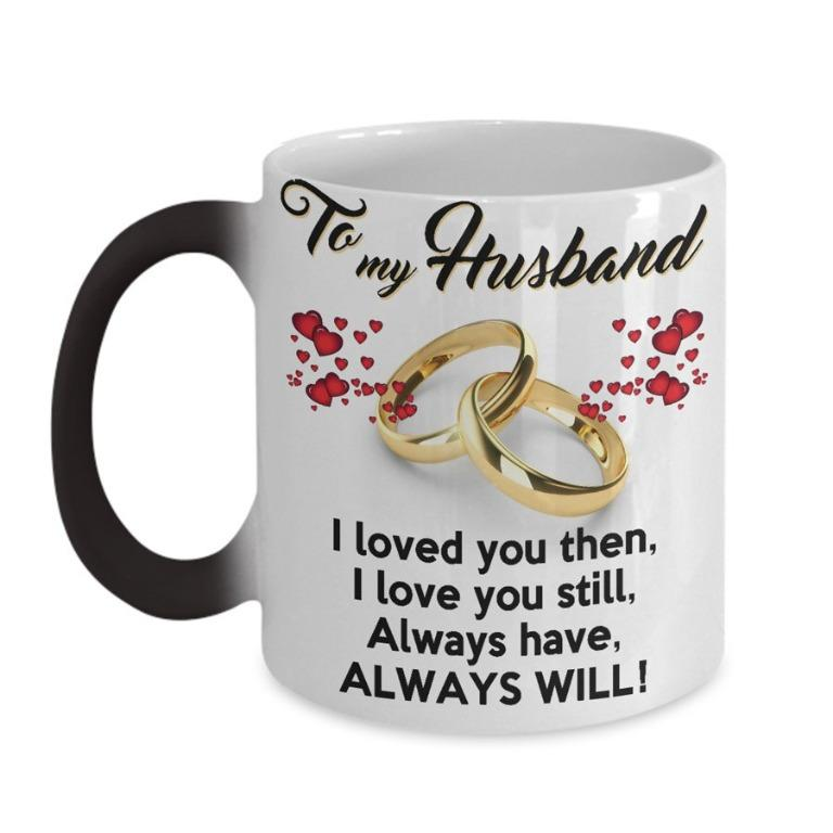 Abdielewer cup - To my husband(Limited Stocks)