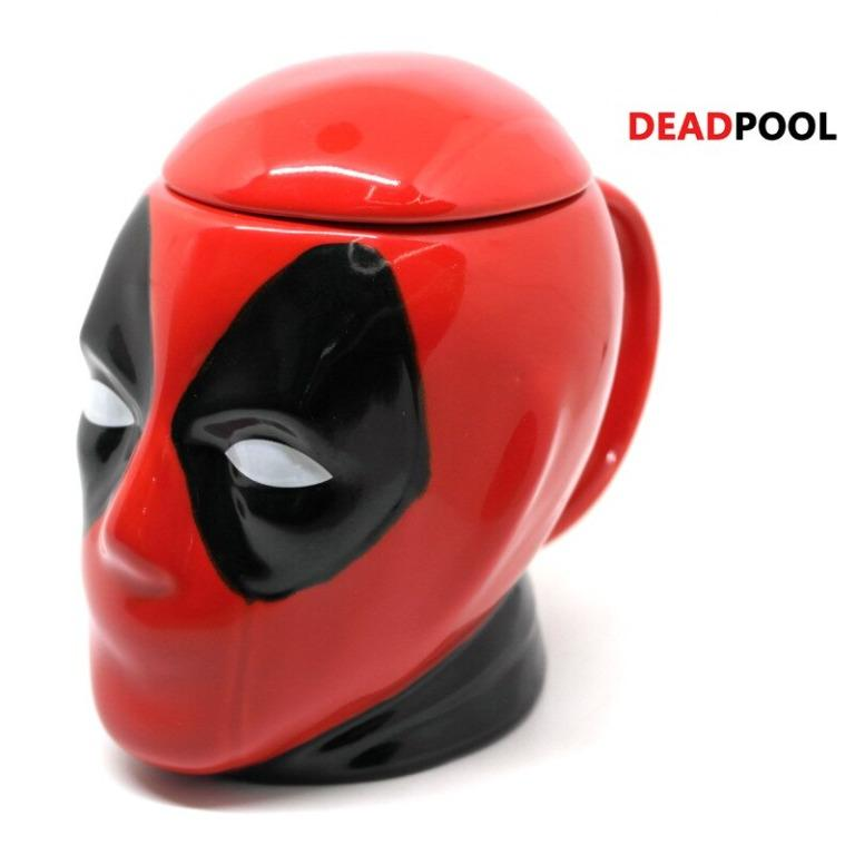 Alfredoewer cup - Deadpool(Limited Stocks)