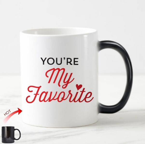 Bostonewer cup – You're my favourite (Limited Stocks)