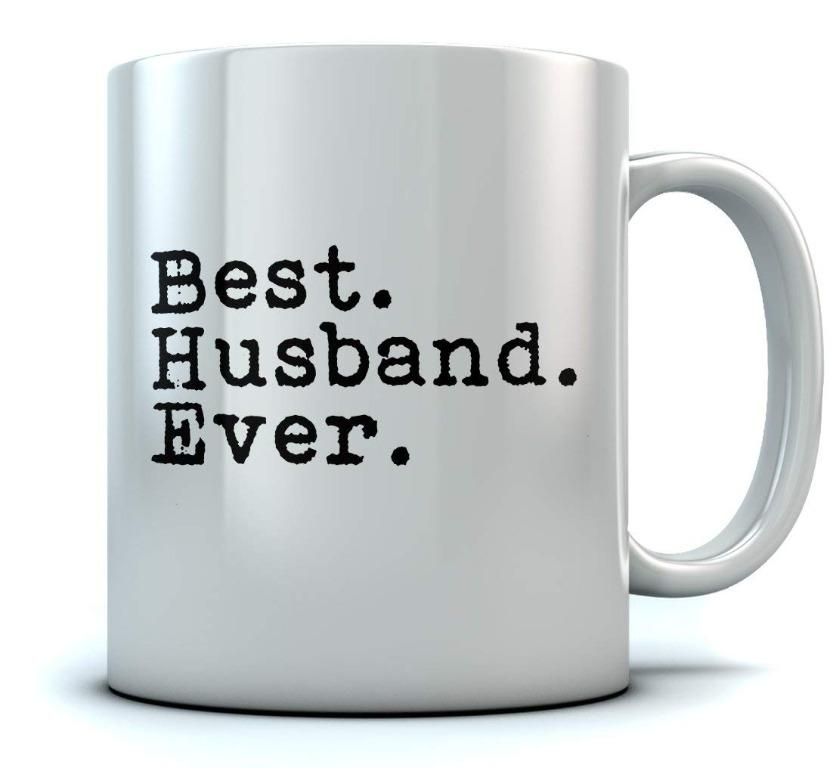 Brayanewer cup Best husband ever (Limited Stocks)