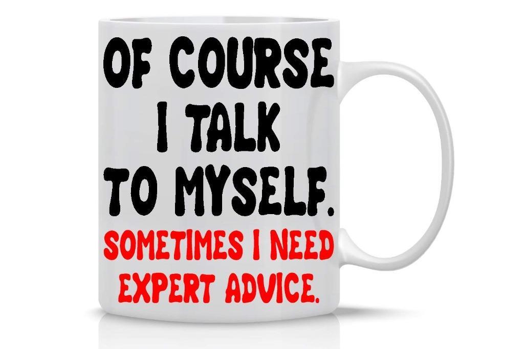 Brixtonewer cup I talk to myself (Limited Stocks)