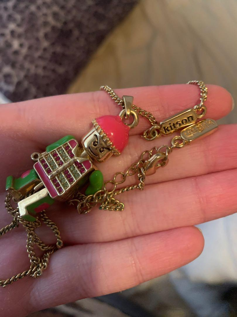 Colourful Lego Necklace