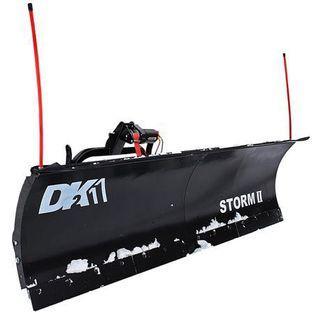 Dk storm plow