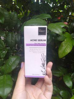 FREE ONGKIR Scarlett Acne Serum