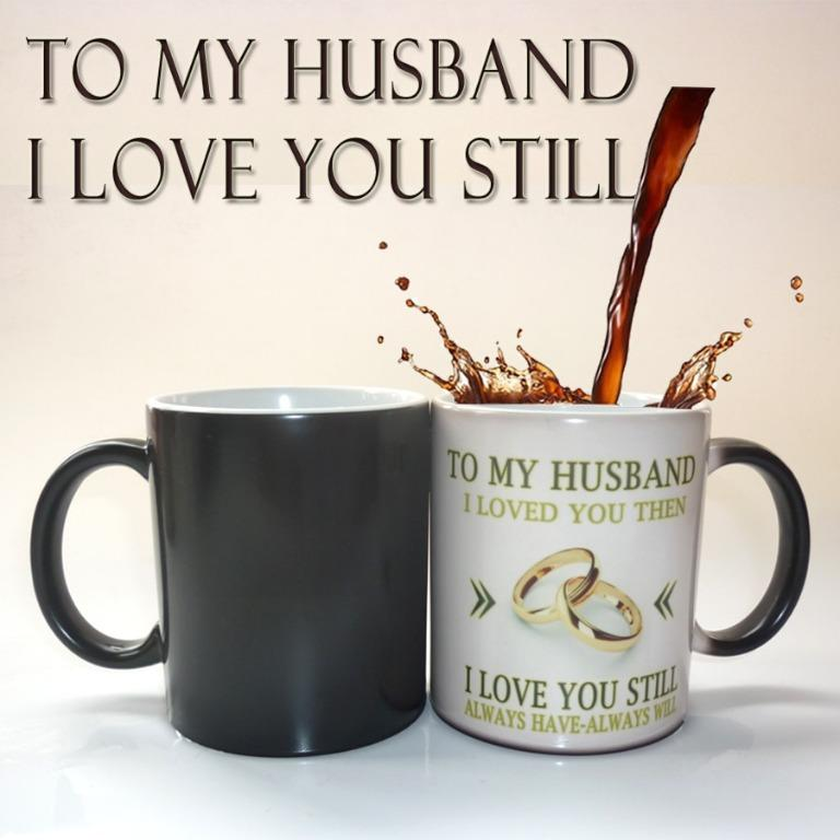 Gustavoewer cup - TO MY HUSBAND (Limited Stocks)