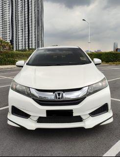Honda City S Plus Spec