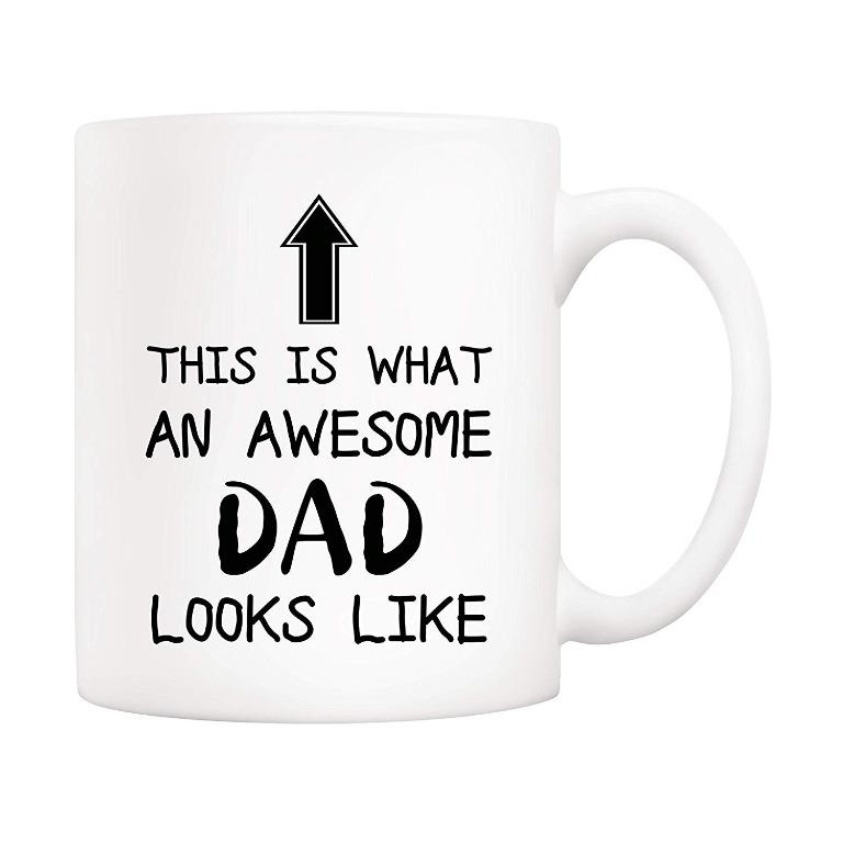 Huxleyewer cup –  Awesome father (Limited Stocks)