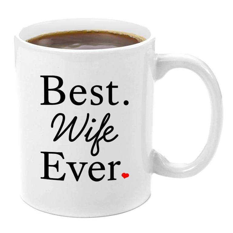 Keanuewer cup Best wife ever (Limited Stocks)