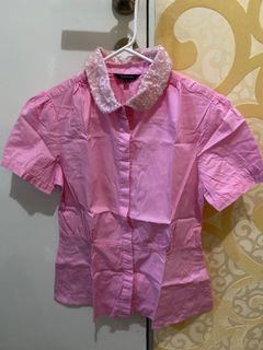 Kemeja executive pink