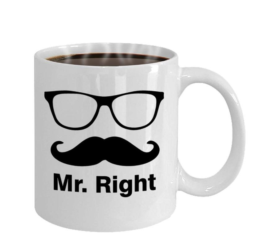 Layneewer cup – Mr.Right   (Limited Stocks)