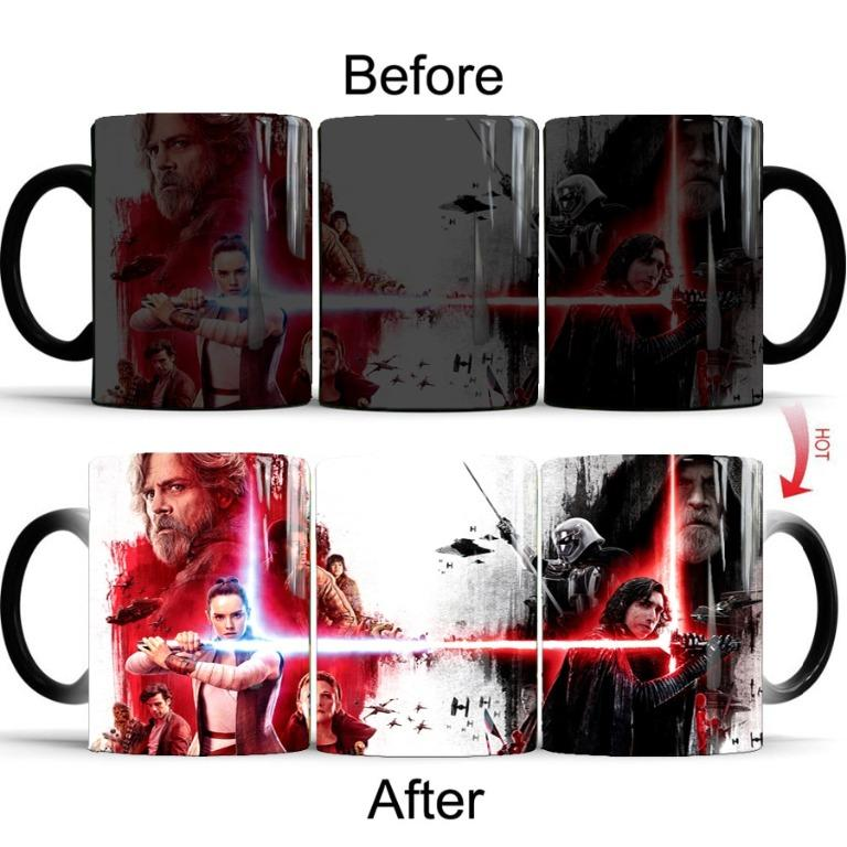 Luccaewer cup – star wars (Limited Stocks)