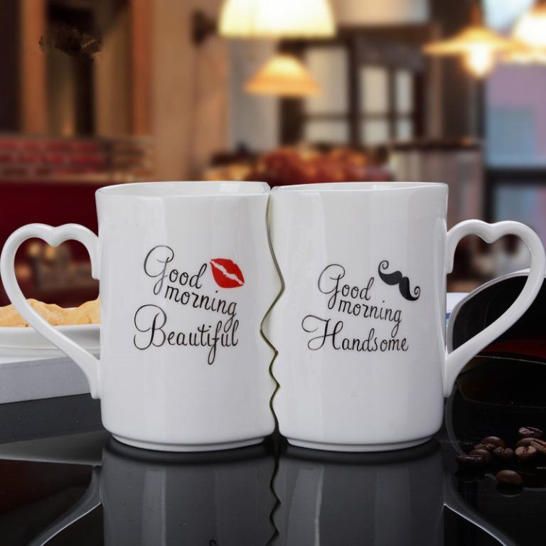 Mackewer cup – kissing beautiful handsome(Limited Stocks)