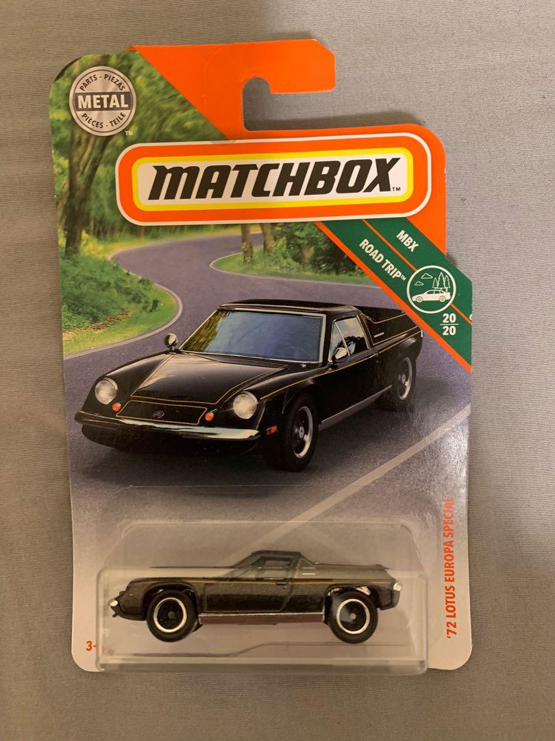 Matchbox 1972 Lotus Europa Special