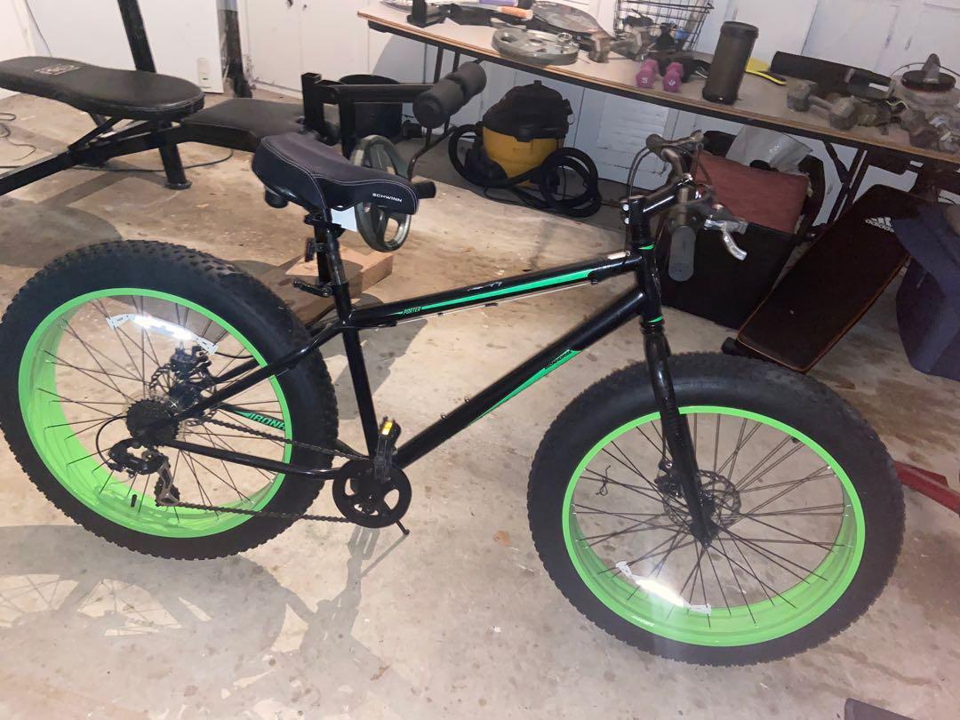 Mountain bike big tires Cashapp only my cashapp is Lijah822