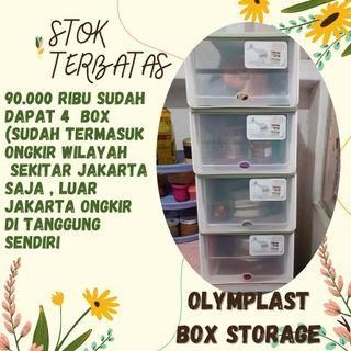 OLYMPLAST BOX STORAGE