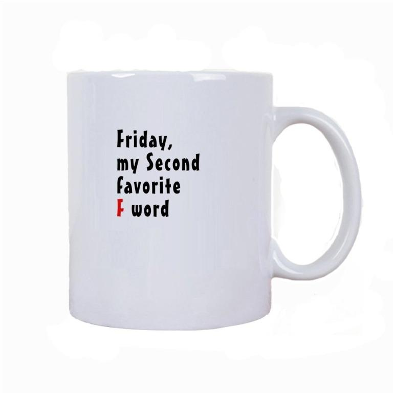 Reginaldewer cup Friday my second (Limited Stocks)