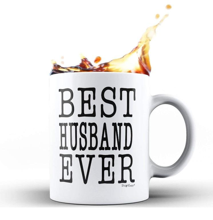Rodneyewer cup Best husband ever (Limited Stocks)
