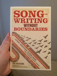 Songwriting without boundaries book