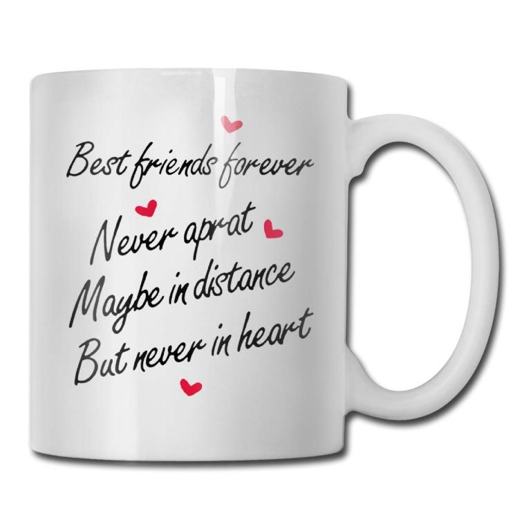 Westleyewer cup best friends forever (Limited Stocks)