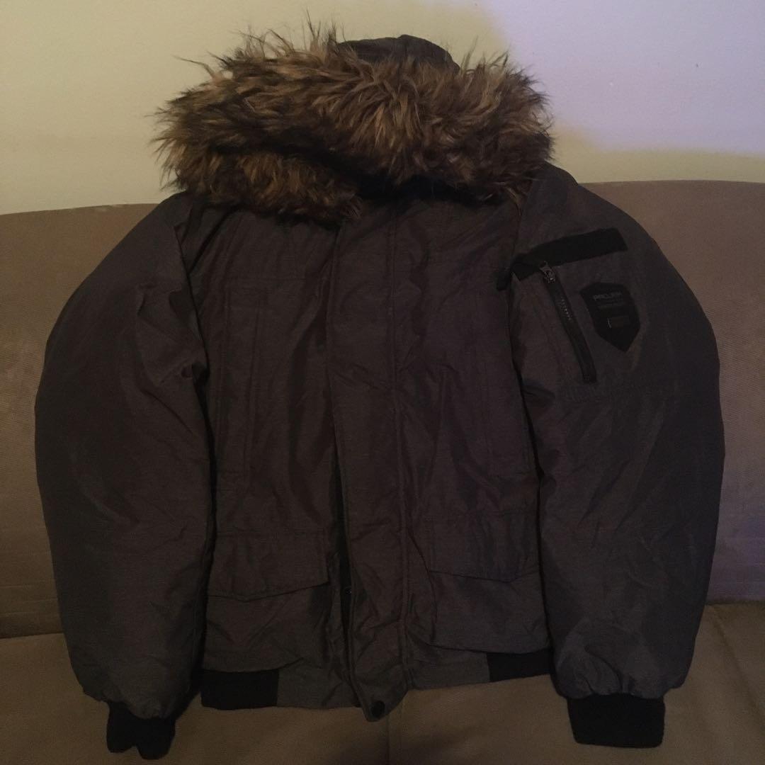 Winter jacket  projek