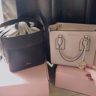 精品包包福袋(MK 、MNM)送小禮物🎁💞💞💞