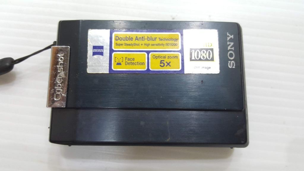 日本製 Sony Cyber-shot DSC-T100 830萬像素數位相機