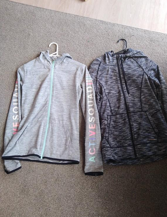 Active jackets