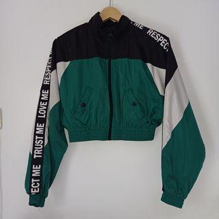Bershka Crop Jacket / Outwear