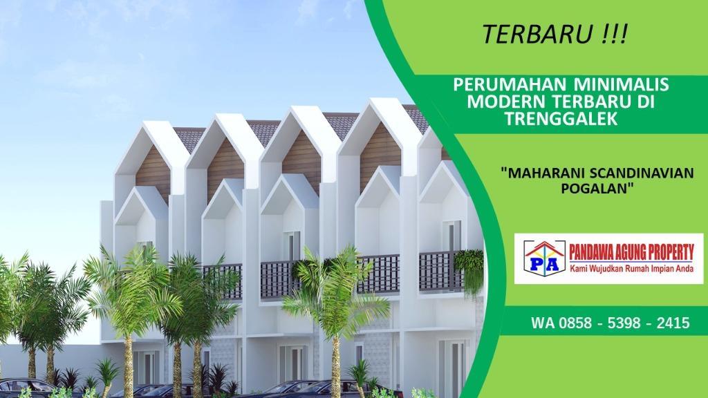 Bisnis Properti Jual Beli Rumah di Trenggalek, PANDAWA AGUNG PROPERTY