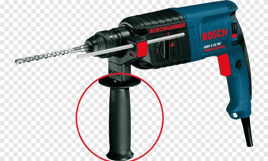 Bosch Angle Grinder/Drill Handle