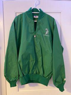 Boston Celtics Starter Quarter-Zip Jacket (Vintage)