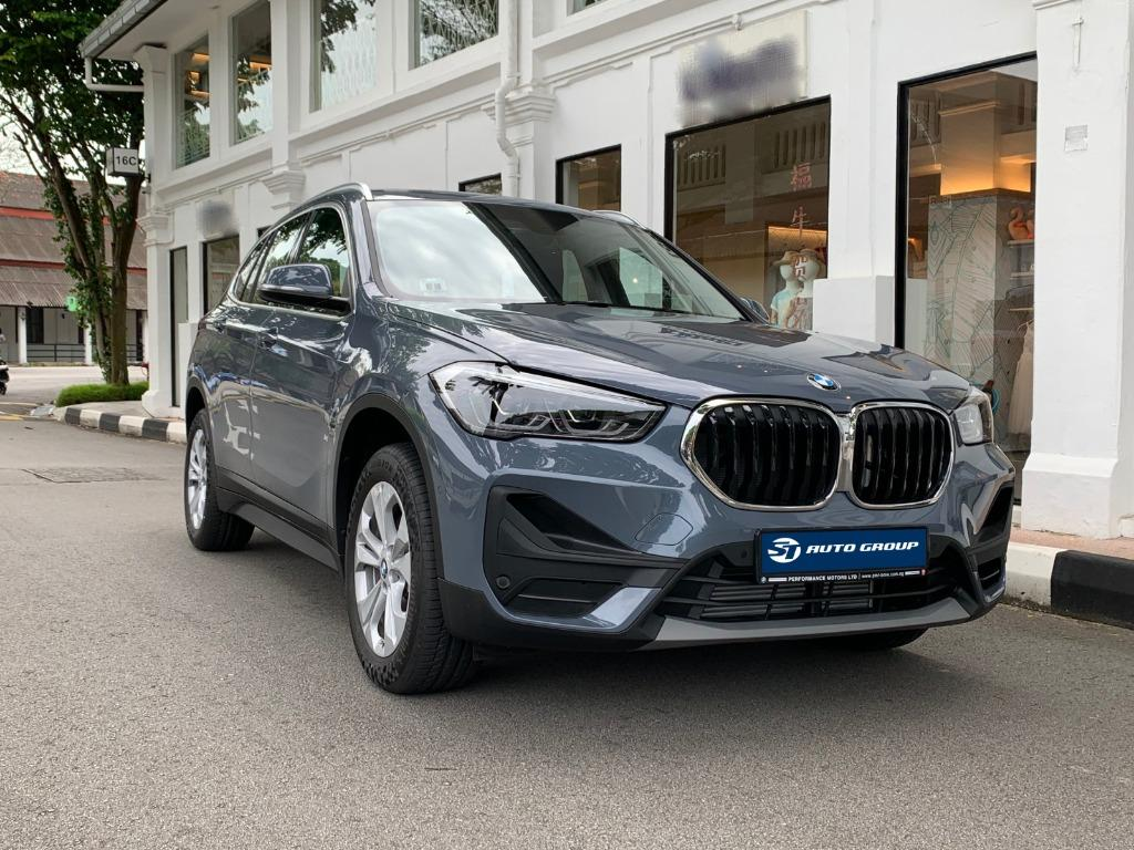 Brand New BMW X1 For Lease