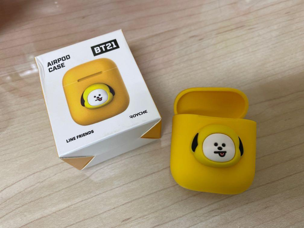 BT21 Airpods case CHIMMY