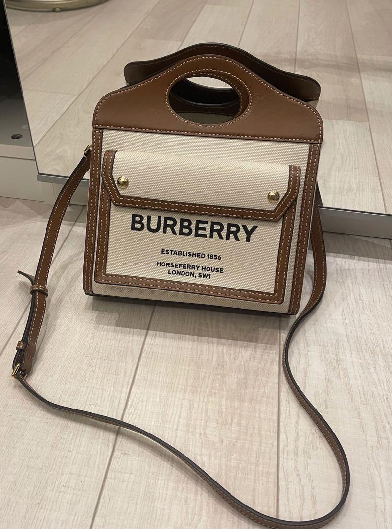 Burberry Mini Pocket Bag