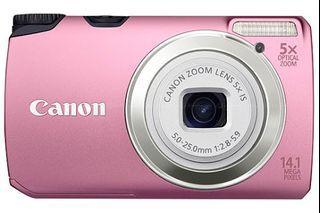 Canon數位相機 powershot A3200IS