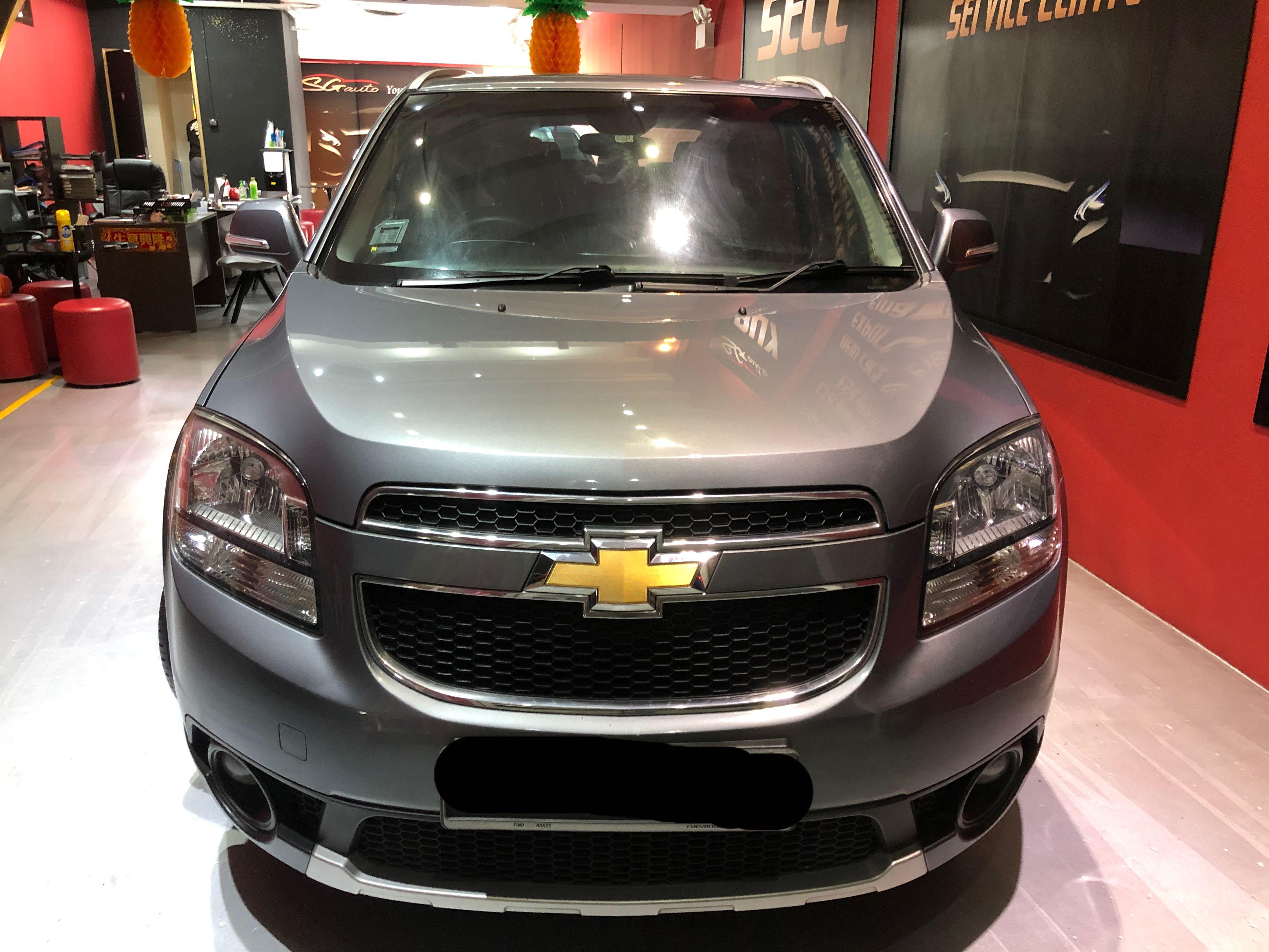 Chevrolet Orlando 1.4 Turbo LS (A)