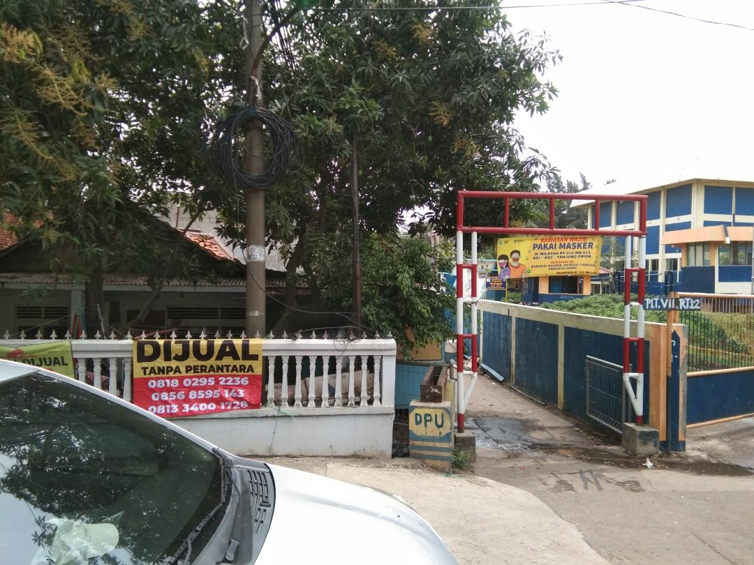 Dijual rumah di jakarta utara ,di depan jl raya re martadina