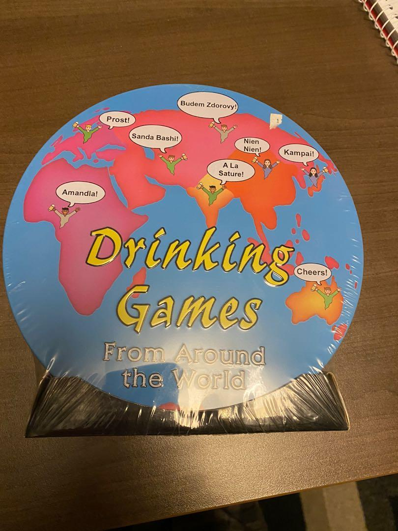 Drinking Games Game